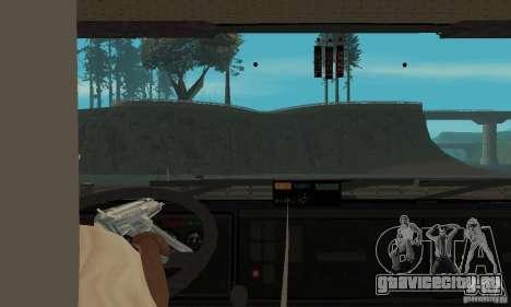 КамАЗ 65226 Tai v1.1 для GTA San Andreas вид сзади