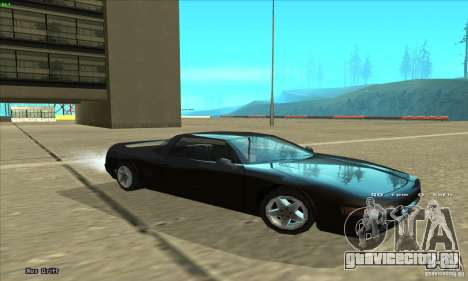 ENBSeries v4.0 HD для GTA San Andreas
