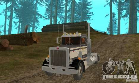 Peterbilt 289 для GTA San Andreas