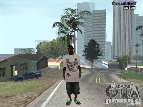 Новый скин Свита для GTA San Andreas