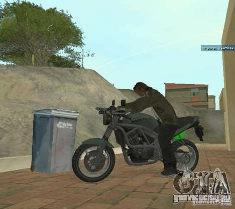 PCJ-600 из GTA IV для GTA San Andreas