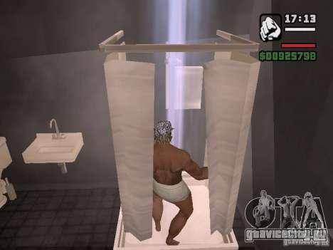 Реалистичные возможности для GTA San Andreas второй скриншот