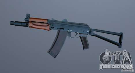 AK-74y для GTA Vice City второй скриншот