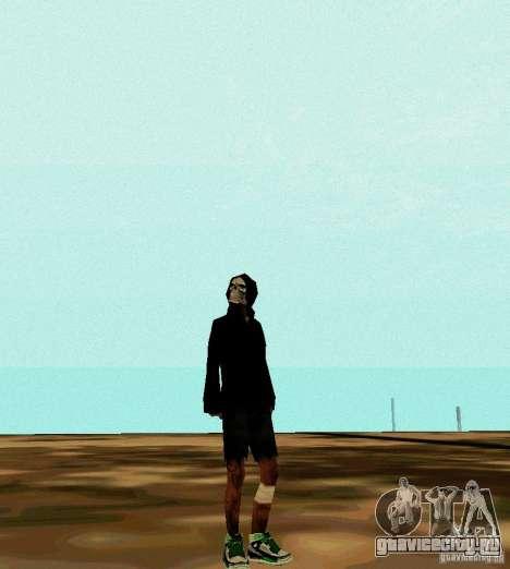New Skin для GTA San Andreas третий скриншот