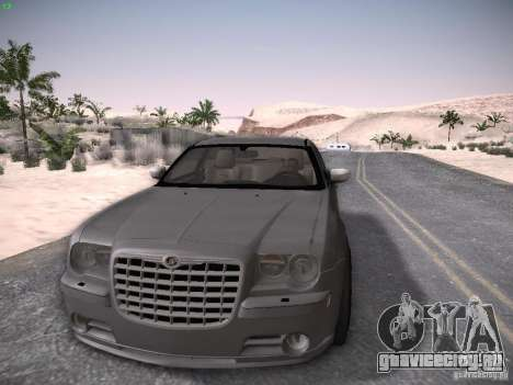 Chrysler 300C SRT8 для GTA San Andreas