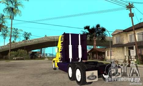 Mack для GTA San Andreas вид справа