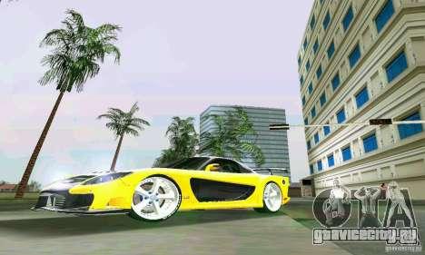 Mazda RX7 VeilSide для GTA Vice City