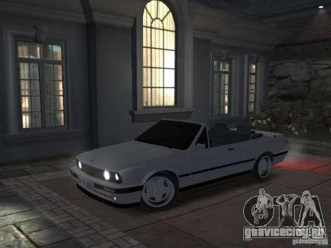 BMW 3-er E30 для GTA 4