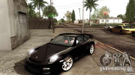 Porsche 911 GT2 RS 2012 для GTA San Andreas колёса