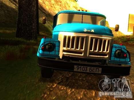 ЗиЛ 131 Амур для GTA San Andreas вид сзади