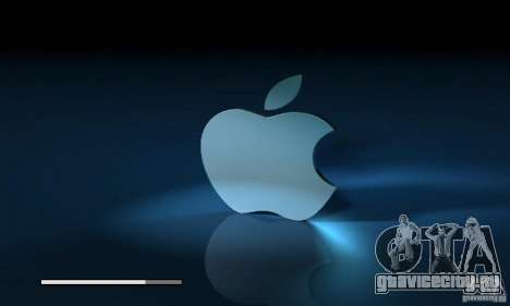 Загрузочные экраны Apple для GTA San Andreas четвёртый скриншот