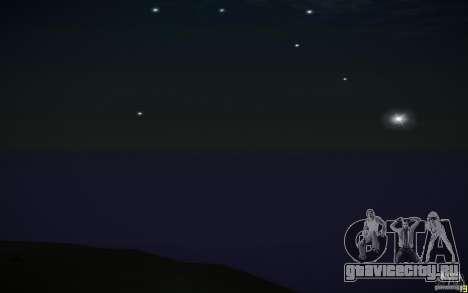 HD Вода v3.0 для GTA San Andreas третий скриншот