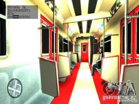 Train View для GTA 4