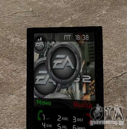 Новые темы для телефона для GTA 4 седьмой скриншот