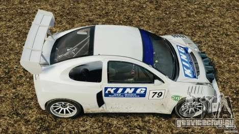 Colin McRae KING Rallycross для GTA 4 вид справа