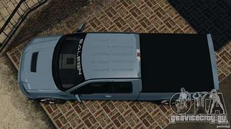 Saleen S331 [Final] для GTA 4 вид справа