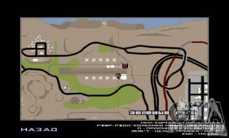 Воздушная Война для GTA San Andreas двенадцатый скриншот