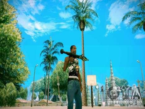 HD пак оружия для GTA San Andreas третий скриншот
