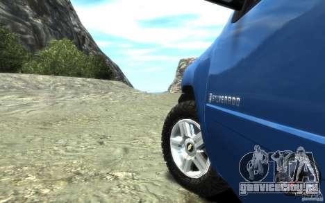 Chevrolet Silverado 2008 для GTA 4 вид сзади