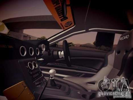 Nissan Silvia S15 Top Secret v2 для GTA San Andreas