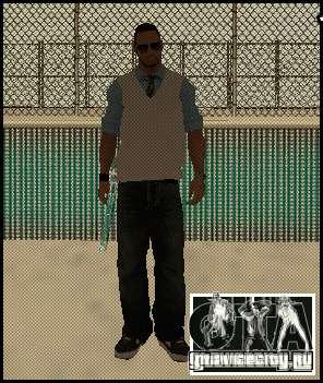 Новый репортер для GTA San Andreas второй скриншот