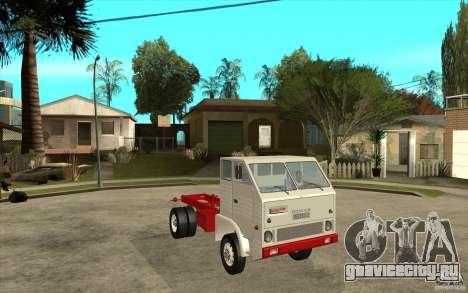 Dac 444 T для GTA San Andreas вид сзади
