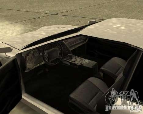 Azik Turismo для GTA San Andreas вид справа