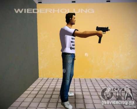Пак оружия из GTA4 для GTA Vice City восьмой скриншот