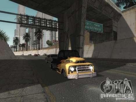 ENBSeries v 2.0 для GTA San Andreas третий скриншот