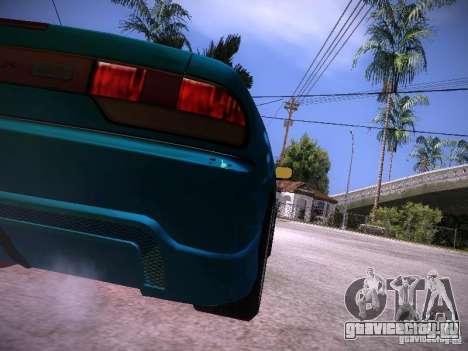 Nissan 200SX Falken Tire для GTA San Andreas вид справа