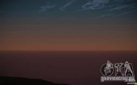 HD Вода v3.0 для GTA San Andreas шестой скриншот