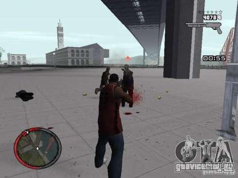 MASSKILL для GTA San Andreas четвёртый скриншот