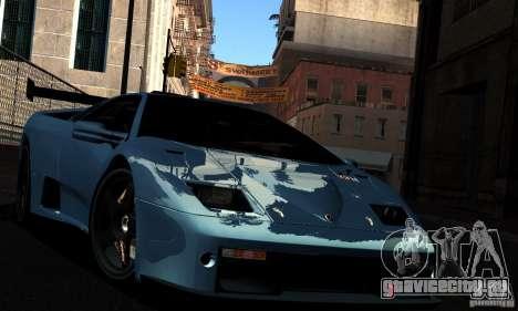ENBSeries RCM для слабых ПК для GTA San Andreas девятый скриншот