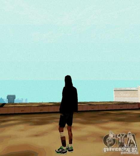 New Skin для GTA San Andreas второй скриншот