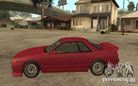 Nissan GTS-T 32 Beta для GTA San Andreas вид слева