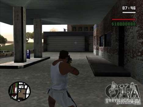 I AM Legend M4A1 для GTA San Andreas третий скриншот