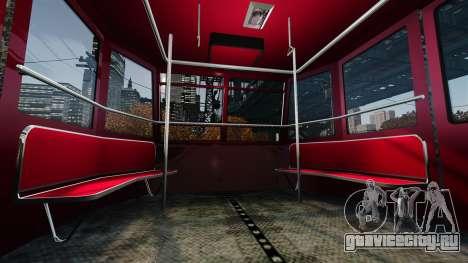 Улучшенные сидения в фуникулёре для GTA 4 третий скриншот