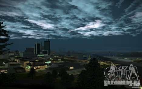 Timecyc для GTA San Andreas десятый скриншот