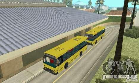 Den Oudsten Busen v 1.0 для GTA San Andreas вид сзади