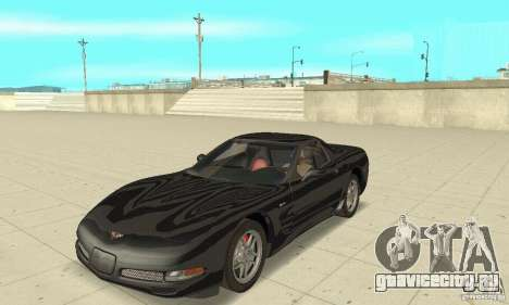Chevrolet Corvette 5 для GTA San Andreas