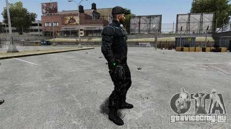 Сэм Фишер v9 для GTA 4 второй скриншот
