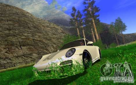 Awesome HD Graphic ENB Setts для GTA San Andreas четвёртый скриншот