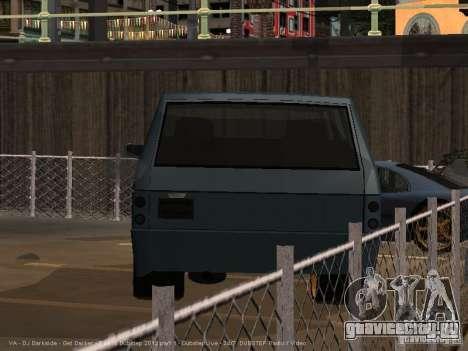 New Huntley для GTA San Andreas вид справа