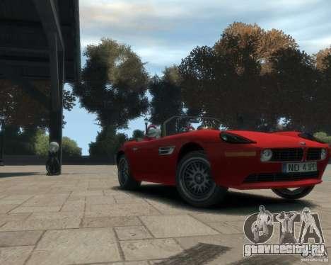 BMW Z8 для GTA 4 вид слева