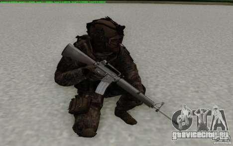 M16A2 для GTA San Andreas