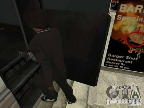 Автобусная линия в Лас Вентурас для GTA San Andreas шестой скриншот