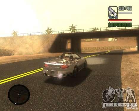 Real palms v2.0 для GTA San Andreas четвёртый скриншот