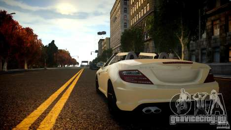TRIColore ENBSeries Final для GTA 4 второй скриншот