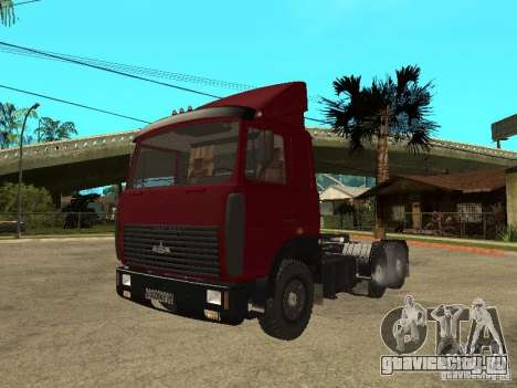 МАЗ 642208 для GTA San Andreas