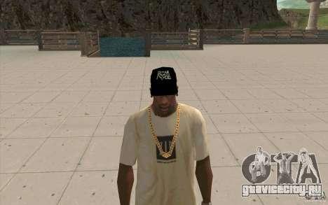 Кепка fox для GTA San Andreas второй скриншот